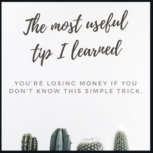 Cost Saving Tips {on the blog}